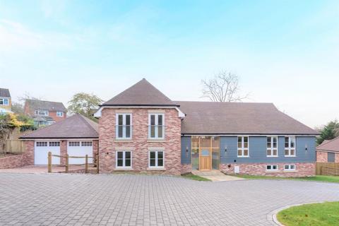 4 bedroom detached house for sale - The Glen, Pamber Heath, RG26