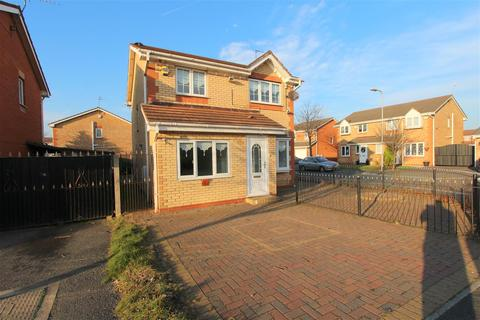 3 bedroom detached house for sale - St. Judes Close, Huyton, Liverpool