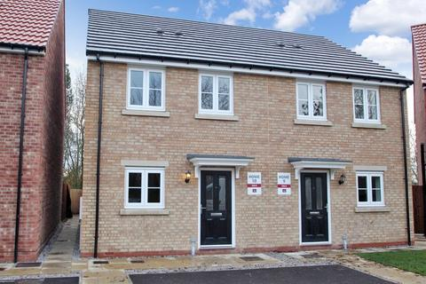 2 bedroom semi-detached house for sale - St Thomas's Way, Green Hammerton