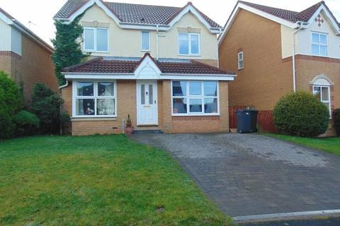 4 bedroom detached house for sale - Greenhills, Killingworth, Newcastle Upon Tyne