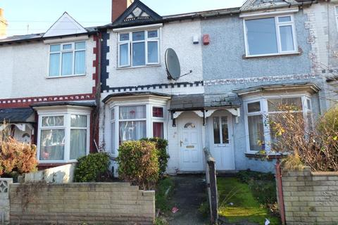 2 bedroom terraced house for sale - Swindon Road, Edgbaston, Birmingham, B17 8JJ