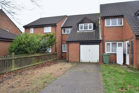 3 bedroom terraced house to rent - New Woodfield Green, Dunstable