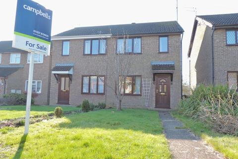 2 bedroom semi-detached house for sale - Spencer Road, Long Buckby, NN6 7YP