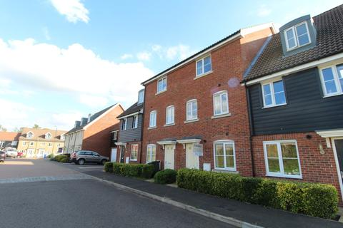 4 bedroom townhouse to rent - Red Lodge, Bury St. Edmunds