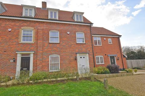 4 bedroom terraced house for sale - Christophers Close, Cromer