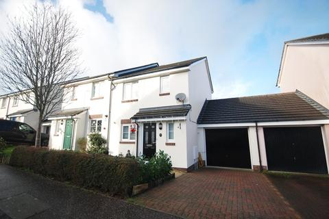 3 bedroom semi-detached house for sale - Buckland Close, Bideford