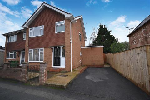 4 bedroom semi-detached house for sale - Sydney Road, Exeter, EX2 9AJ