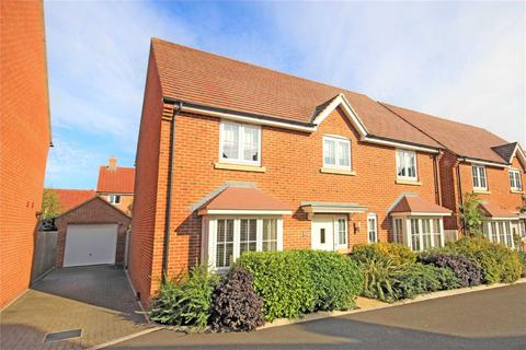 4 bedroom detached house for sale - Walker Drive, Faringdon, Oxfordshire, SN7