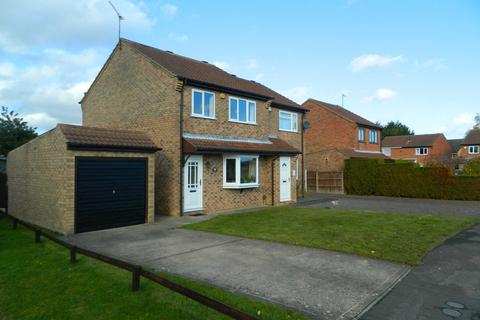 3 bedroom semi-detached house to rent - Breedon Drive, Ermine