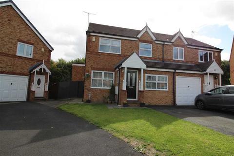 3 bedroom semi-detached house for sale - Medway Place, Northburn Edge, Cramlington