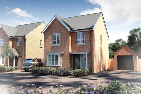 4 bedroom detached house for sale - The Titchfield @ Pinhoe, Pinn Court Farm, Pinncourt Lane, Exeter, EX1