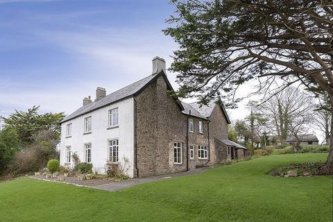 6 bedroom detached house for sale - The Vicarage, Poughill, Bude