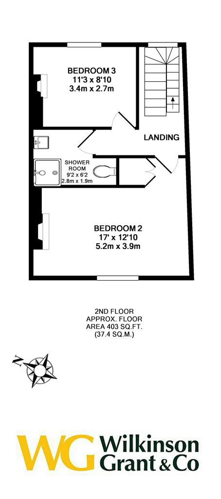 Floorplan 3 of 4: Second Floor
