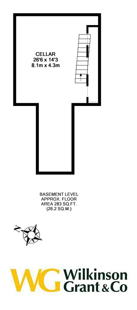 Floorplan 4 of 4: Cellar