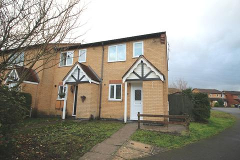 2 bedroom end of terrace house to rent - Wentworth Drive, Grantham