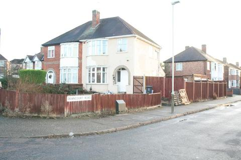 3 bedroom semi-detached house to rent - DEANCOURT ROAD, WIGSTON, LEICESTER, LE2 6GH