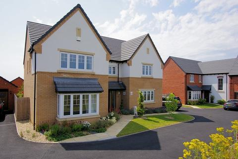 5 bedroom detached house for sale - The Hollies, Gnosall
