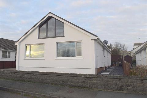 3 bedroom detached bungalow for sale - Haven Park Drive, Haverfordwest