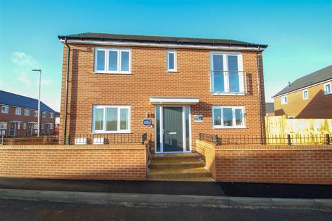 3 bedroom detached house for sale - The Kea, Victoria Park, Off Boothen Old Road, Stoke