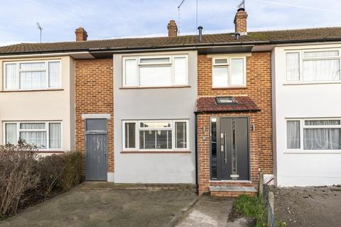 3 bedroom terraced house for sale - Dukes Close, North Weald, CM16