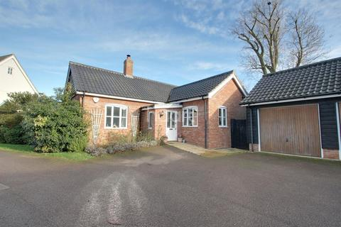 2 bedroom bungalow for sale - Dudleys Close, Redgrave