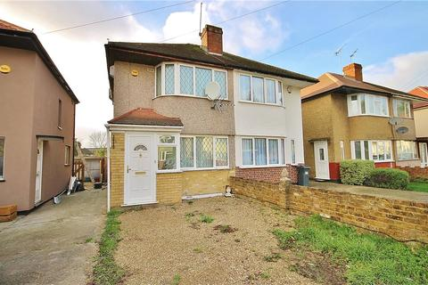 2 bedroom semi-detached house to rent - Northumberland Crescent, Feltham, Middlesex, TW14