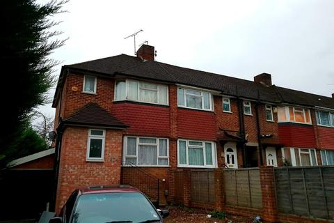 3 bedroom end of terrace house to rent - Oakley Road, Southampton