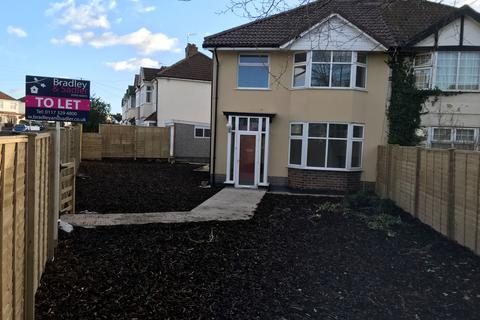 3 bedroom semi-detached house to rent - Cranham Road, Redland Bristol