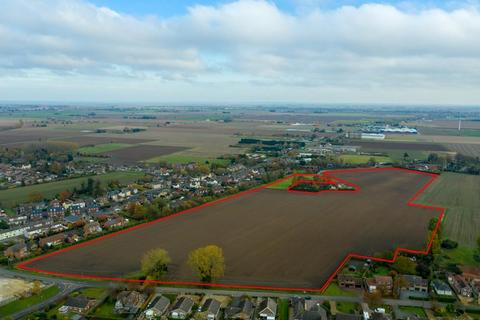 Residential development for sale - Seagate Road and B1359 Wisbech Road, Long Sutton , Lincolnshire