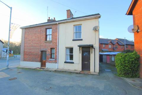 2 bedroom end of terrace house for sale - China Street, Llanidloes