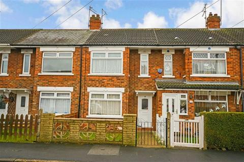 2 bedroom terraced house for sale - Danube Road, Hull