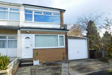 2 bedroom semi-detached house for sale - Greenfield Avenue, Oakes, Huddersfield