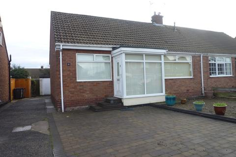 2 bedroom semi-detached bungalow for sale - Glendale Road, Shiremoor
