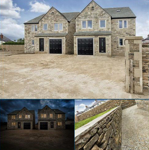 5 bedroom detached house for sale - Moorhouse Drive, Old Road, Middlestown, WF4 4QN