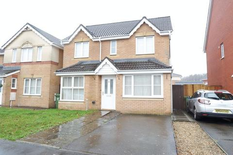 4 bedroom detached house to rent - Clos Springfield, Talbot Green CF72 8FE