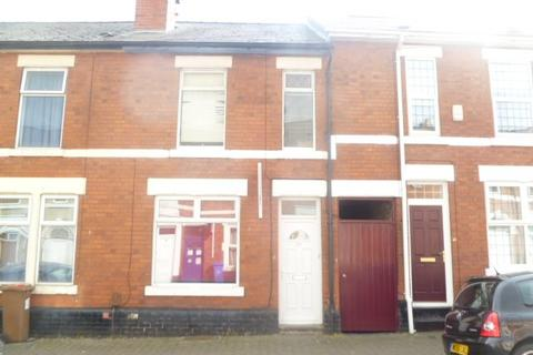 4 bedroom terraced house to rent - Wolfa Street, Derby,