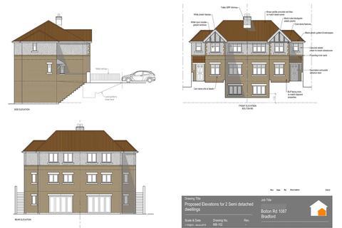 Land for sale - Bolton Road, Bolton Junction, Bradford, BD2