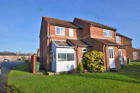 2 bedroom townhouse for sale - Double Rail Close, Wigston, LE18 4NN