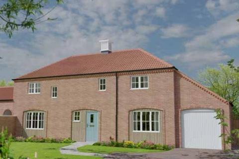 4 bedroom detached house for sale - Game Keepers Barn, Mill Lane, Legbourne