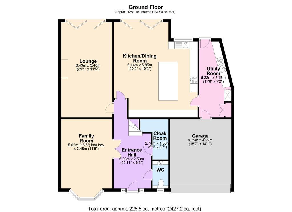 Floorplan 1 of 3: Floorplan 1