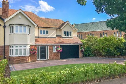 5 bedroom semi-detached house for sale - Croftdown Road, Harborne, Birmingham, B17 8RD