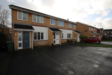 3 bedroom end of terrace house to rent - Baber Close, Penylan, CARDIFF