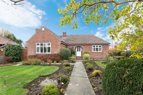 3 bedroom detached bungalow for sale - York Road, Haxby, York, YO32 3HA
