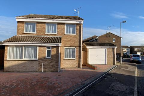 4 bedroom detached house for sale - Daffodil Way, Springfield, Chelmsford, CM1