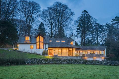 4 bedroom detached house for sale - The Walled Garden, Hampsfield House, Windermere Road, Grange-over-Sands, LA11 6JX