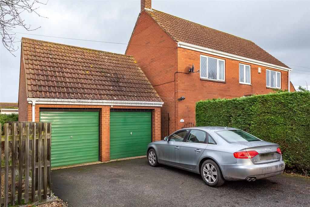 Back Lane North Duffield Selby Yo8 4 Bed Detached House