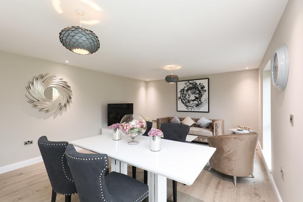 Living/Dining Space