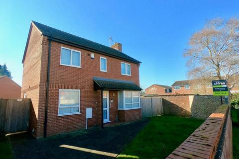 3 bedroom detached house for sale - Foxglove Close, Red Lodge