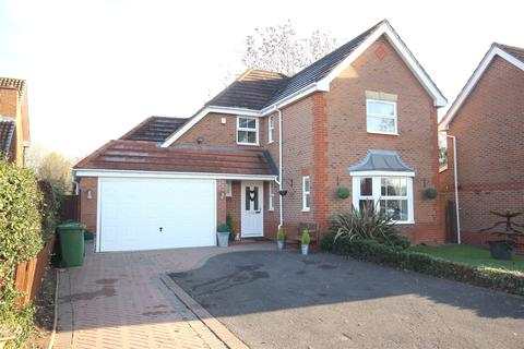 4 bedroom detached house for sale - Bufferys Close, Solihull, West Midlands, B91