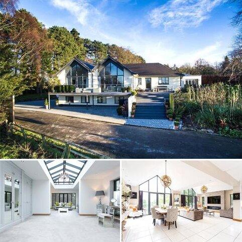 4 bedroom detached house to rent - Wilmslow Road, Mottram St. Andrew, Macclesfield, Cheshire, SK10